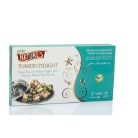 Turkish Delight with Pistachio, Almond and Hazelnut