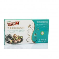 Turkish Delight with Pistachio, Almond and Hazelnut