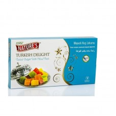Turkish Delight with Mixed Fruits
