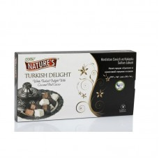 Turkish Delight with Coconut and Cacao