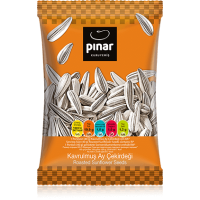 Pınar Roasted Sunflower Seeds (Unsalty) - Ay Çekirdeği