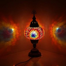 Ottoman Table Lamp (Small Size)